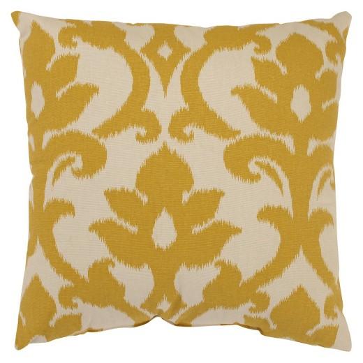 Damask Throw Pillow - Pillow Perfect : Target