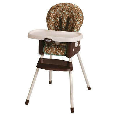 Graco® SimpleSwitch High Chair - Little Hoot