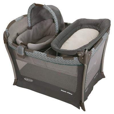 Graco® Pack 'n Play Playard Day 2 Night Sleep System - Ardmore