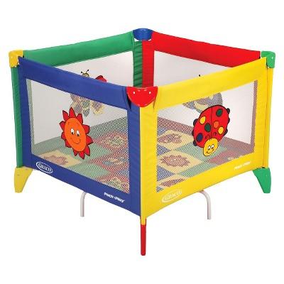 Graco® Pack 'n Play Totblock Playard - Bugs Quilt