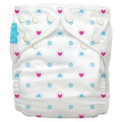 Charlie Banana Reusable Diaper 1 pack One Size - Lovely