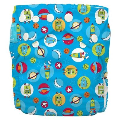 Charlie Banana Reusable Diaper 1 pack One Size - Orbit