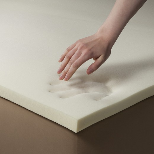 1½ Memory Foam Mattress Topper Threshold