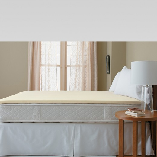1 Memory Foam Mattress Topper Threshold Target
