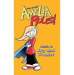 Amelia in Joy and Wonder (Hardcover)