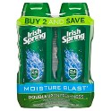 2-Pack Irish Spring Moisture Blast Moisturizing Body Wash
