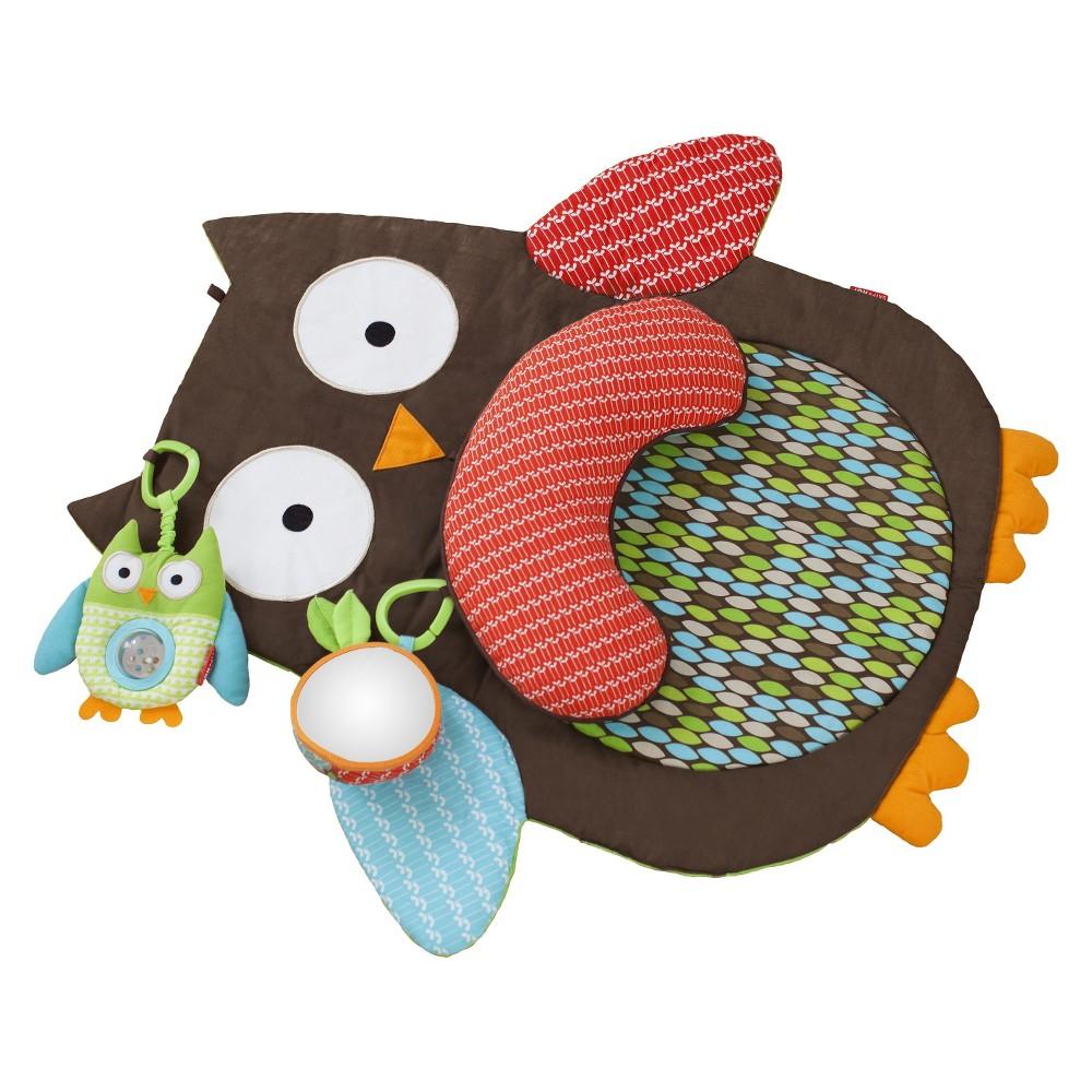 Skip Hop Treetop Friends Tummytime Mat, Owl