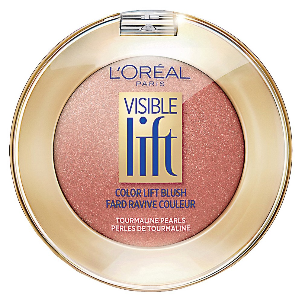 L'Oreal Paris Visible Lift Blush 187 Nude Lift .14oz, Nude Lift 705