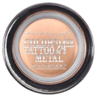 Maybelline® Eye Studio® Color Tattoo® Metal 24HR Cream Gel Shadow - 70 Barely Branded