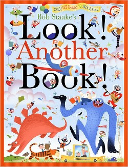 Look! Another Book! (School And Library) (Bob Staake)