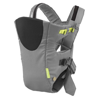 Infantino All Season Vented Baby Carrier - Gray
