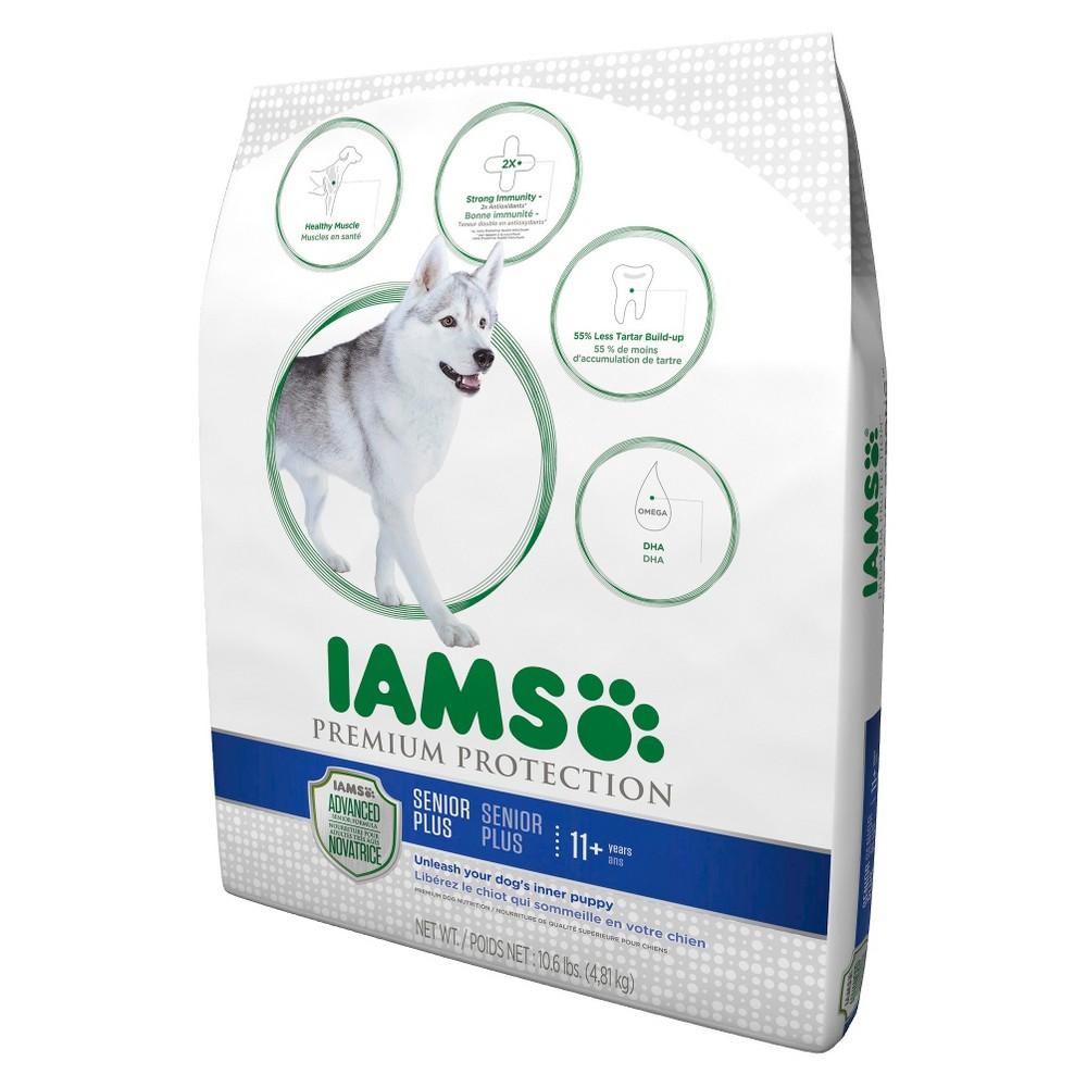 Iams Premium Protection Senior Plus  Dry Cat Food