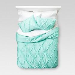 Pinched Pleat Comforter Set - Threshold™