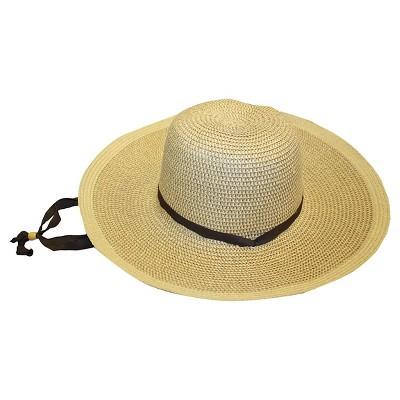 Ladies Floppy Straw Hat – Smith   Hawken™ – Target Inventory Checker ... 4eff33c7288