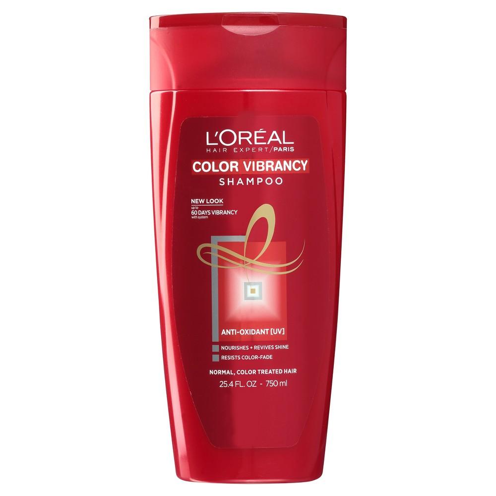 L'Oreal Paris Advanced Haircare Color Vibrancy Nourishing Shampoo - 25.4oz