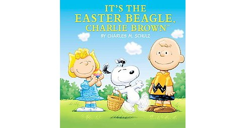It's the Easter Beagle, Charlie Brown (Reprint) (Library) (Charles M. Schulz) - image 1 of 1