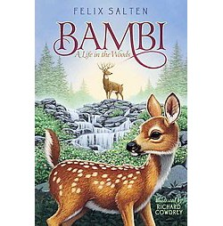 Bambi a Life in the Woods (Reprint) (Paperback)