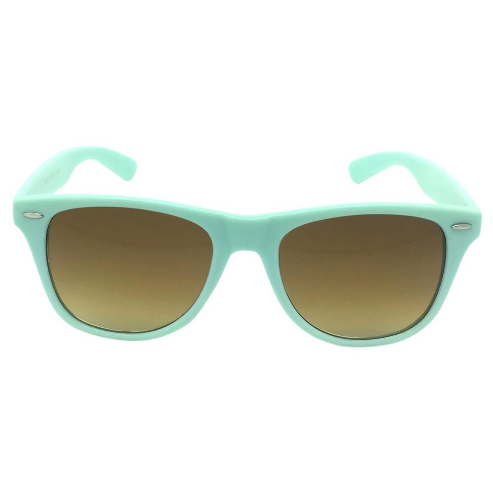 Womens Gelato Surf Sunglasses - Green
