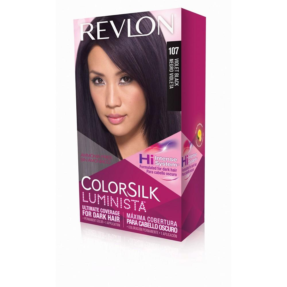 Revlon Colorsilk Luminista 107 Violet Black - 1 kit