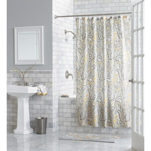 Target Threshold Paisley Shower Curtain Curtain Menzilperde Net