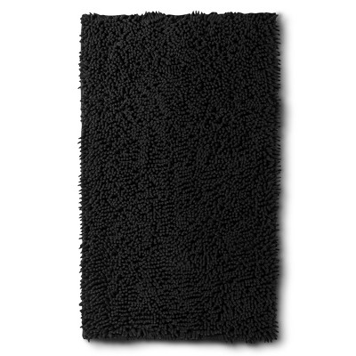 Mohawk Home Memory Foam Bath Rug - Ebony