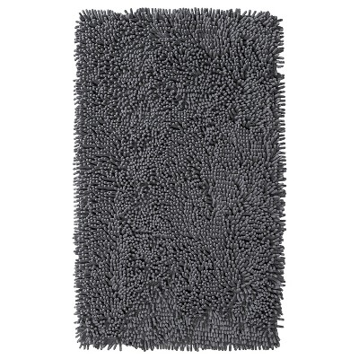 Mohawk Home Memory Foam Bath Rug - Gray