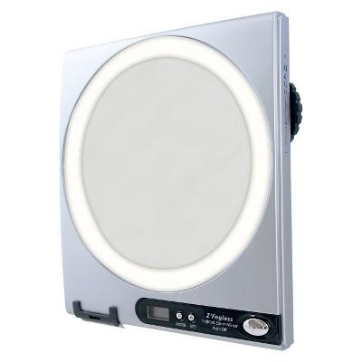 Zadro Fogless Lighted Shower Mirror ...