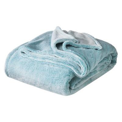 Turquoise Blanket (Twin XL)- Xhilaration™