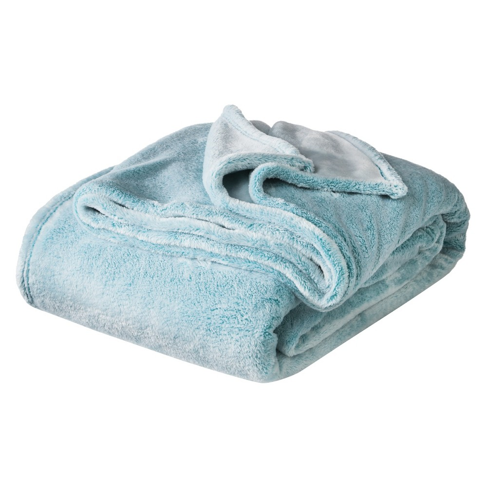 Turquoise Blanket (Twin XL) - Xhilaration