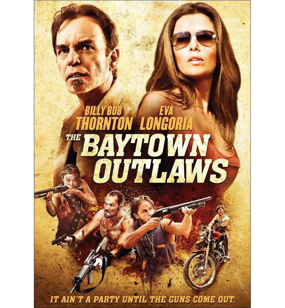 The Baytown Outlaws (dvd_video)