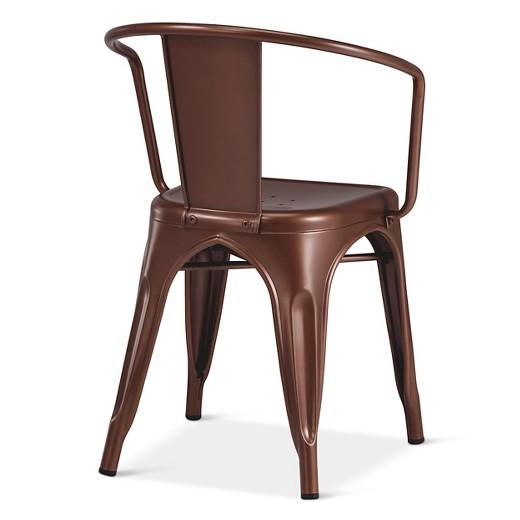 Metal Dining Chairs carlisle metal dining chair - threshold™ : target