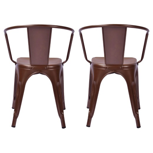 Carlisle Metal Dining Chair Threshold Tar