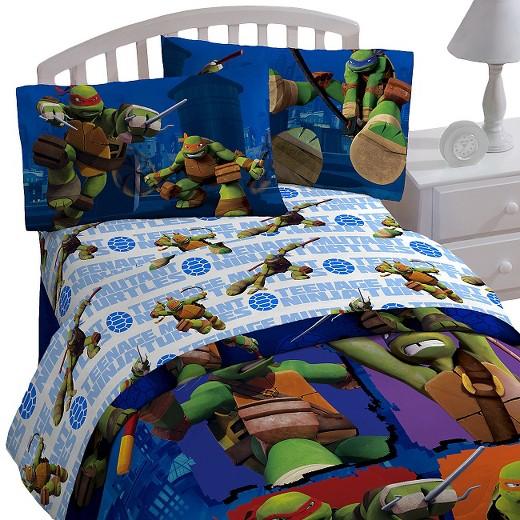 Teenage Mutant Ninja Turtles® Sheet Set : Target