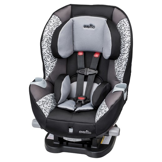 evenflo triumph lx convertible car seat target. Black Bedroom Furniture Sets. Home Design Ideas