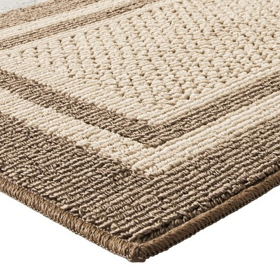 Captivating Mohawk Tufted Sisal Accent Rug