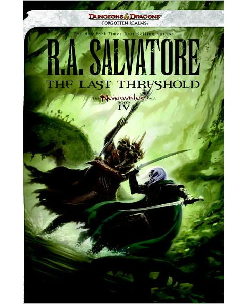 The Last Threshold (Hardcover) - image 1 of 1
