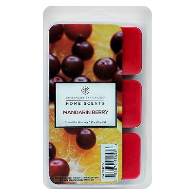 Home Scents Core 6pk Wax Melt - Tahitian Vanilla