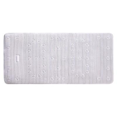 Cushioned Bath Mat 17X36 White Rubbermaid Target