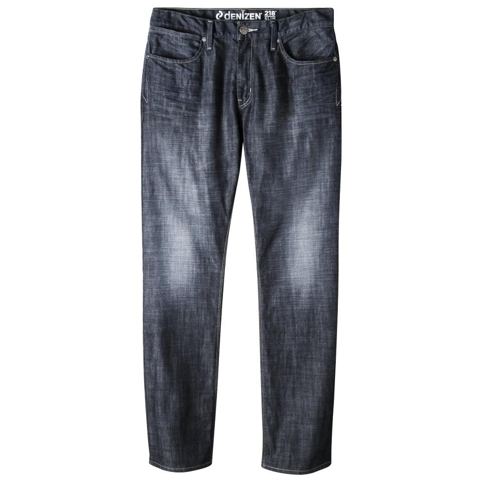 Denizen Mens Slim Straight Fit Jeans 38x30