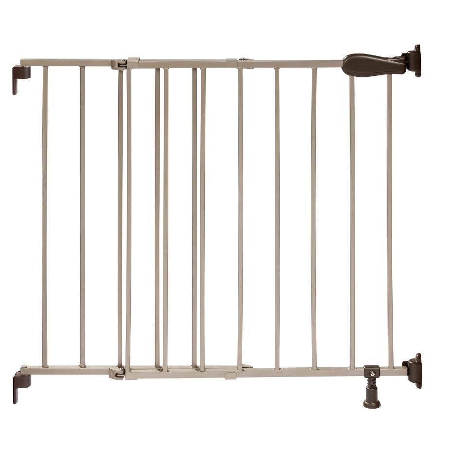 Summer Infant Stylish&Secure Slide and Lock Metal Gate