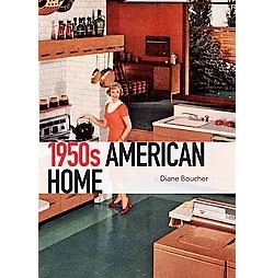 1950s American Home (Paperback)
