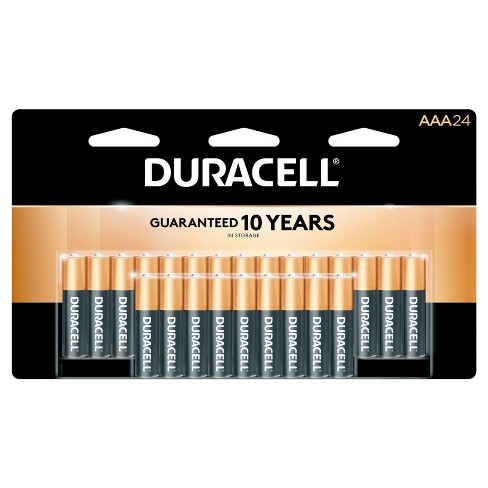 Duracell Coppertop AAA - 24 ct - image 1 of 1