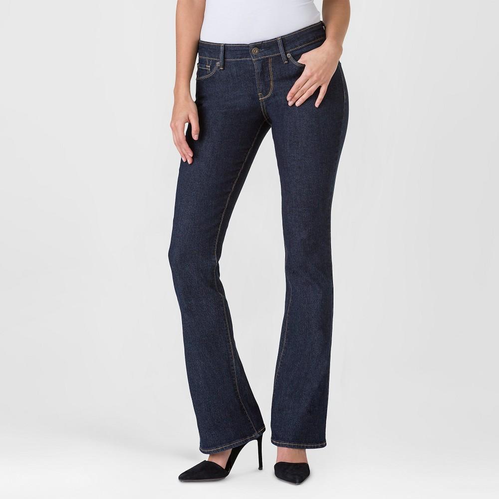Denizen from Levi's Women's Modern Boot Cut Jeans Limo 12 Short