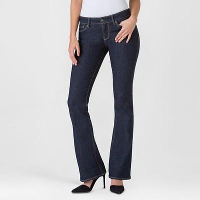 Levi's high rise boot cut jeans