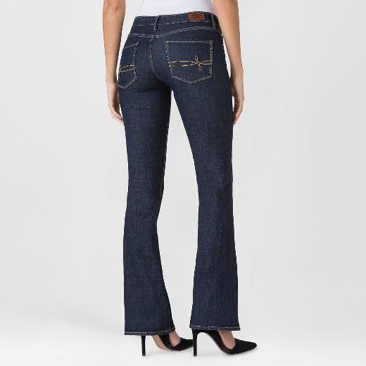 DENIZEN® from Levi's® Women's Modern Boot Cut Jeans Limo : Target