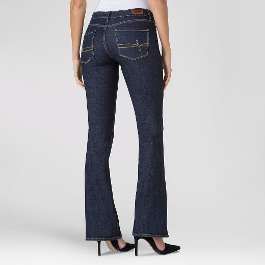 DENIZEN® from Levi's® Women's Modern Boot Cut Jeans Limo : Target