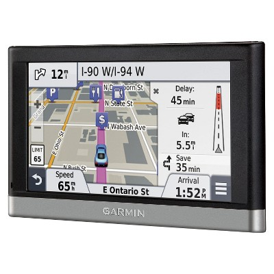 Garmin nuvi 4.3-inch Portable GPS with Maps and Traffic Updates (NUVI2497LMT)