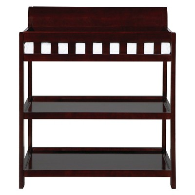 Simmons Kids Madisson Changing Table - Black Espresso