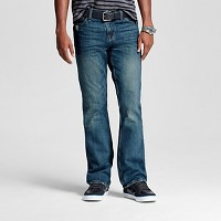 Mossimo Supply Co. Mens Bootcut Jeans