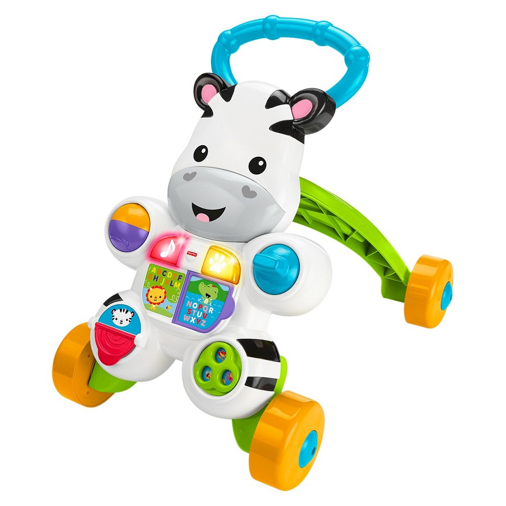 Fisher Price Toddler Learning Toys Standing Walking Walker Activities Abc Music Songs Gift